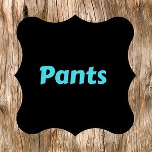 Pants - Not for sale